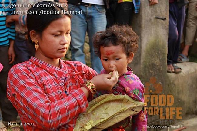food for life nepal