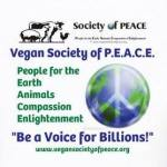 VeganSocietyPeace